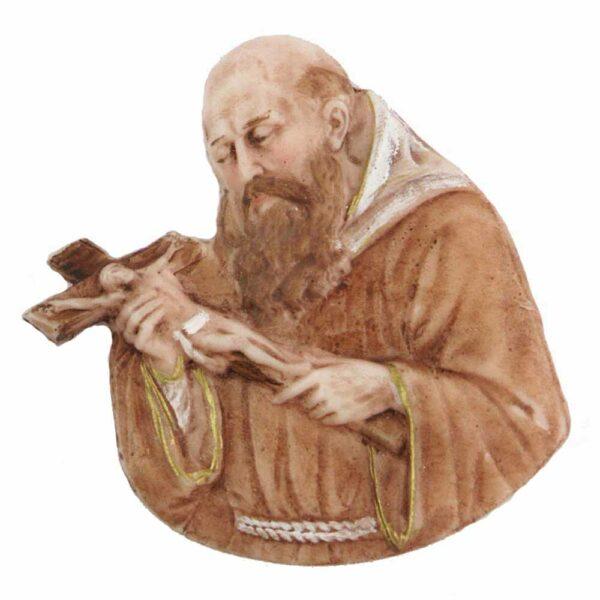 Bruder-Konrad aus Wachs für Klosterarbeiten