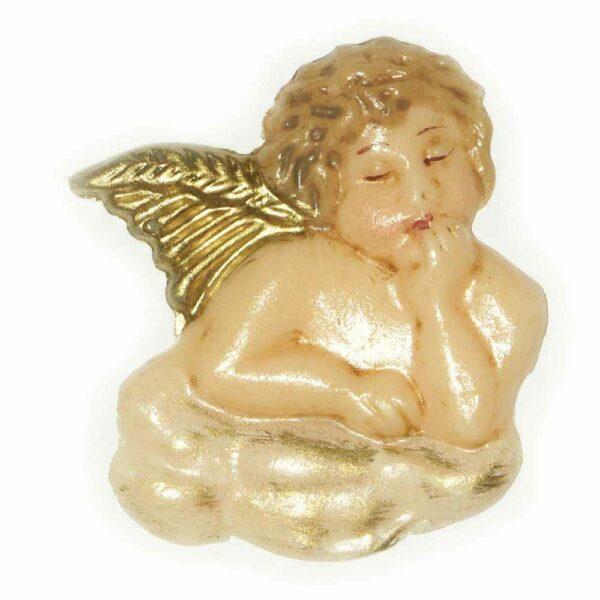 Engel auf der Wolke in handbemalt für Klosterarbeiten