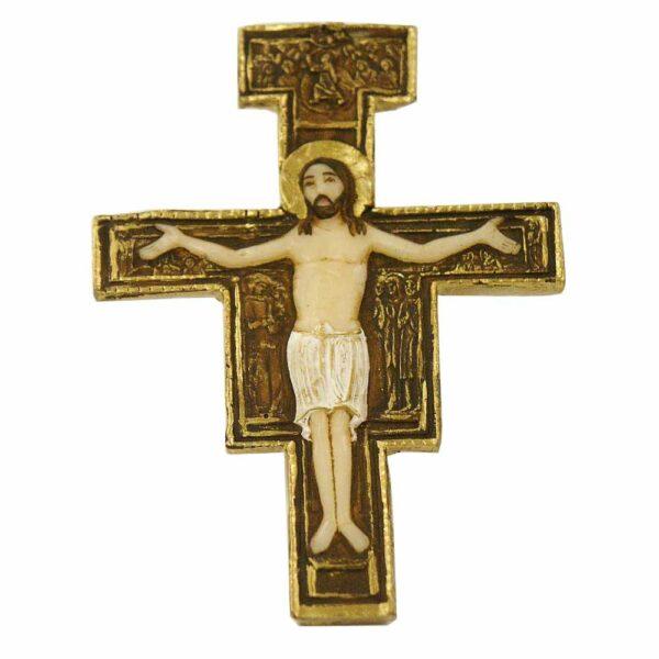 Wachskreuz in gerader Form für Klosterarbeiten