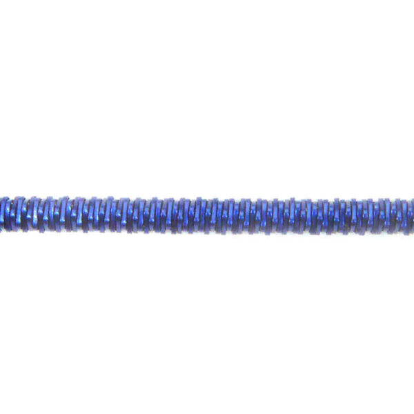 Bouillon in blau und gekraust für Klosterarbeiten