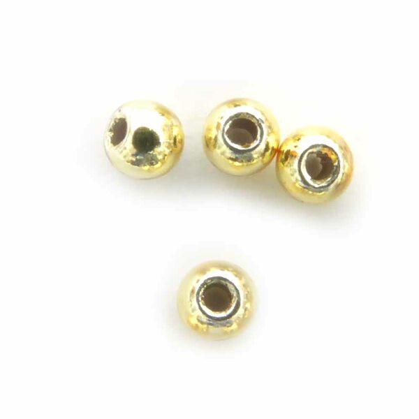 Perlen in gold mit 3mm für Klosterarbeiten