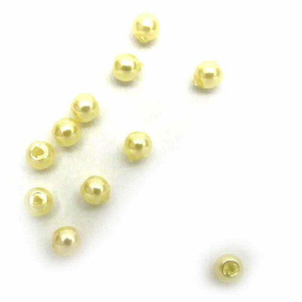 Perlen in 2mm in der Farbe kultur für Klosterarbeiten