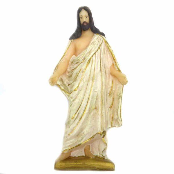 Auferstandener aus Wachs als Statue für Klosterarbeiten