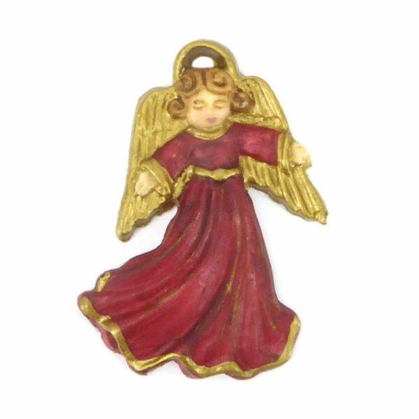 Engel aus handbemaltem Wachs für Klosterarbeiten