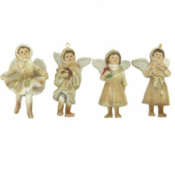 Winterengel für weihnachtliche Klosterarbeiten