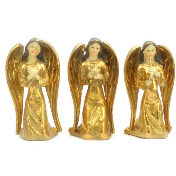 Engel in gold für Klosterarbeiten
