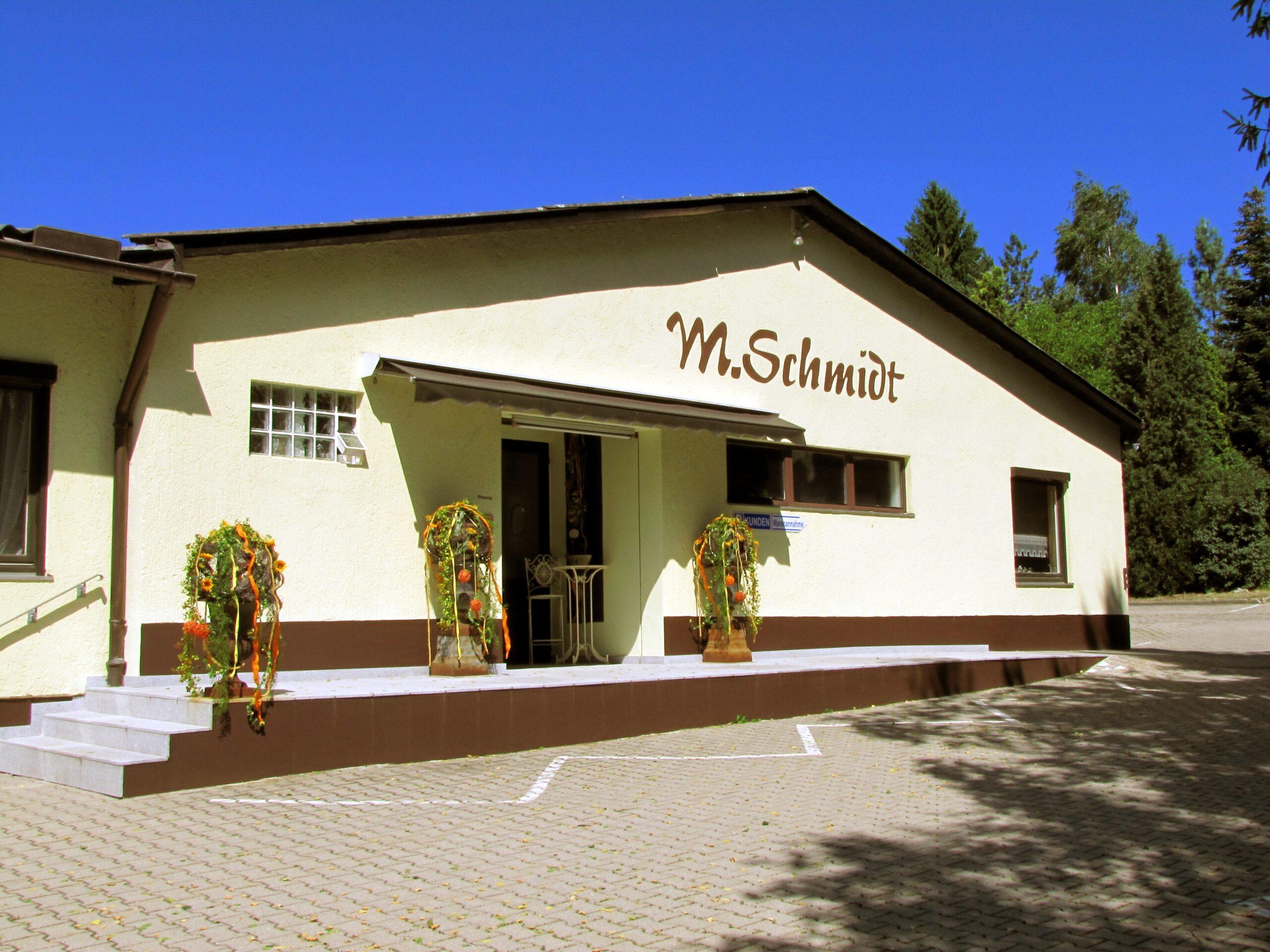Mathias Schmidt GmbH, Großhandel für Klosterarbeiten in Triftern